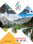 brochure sixt fer a cheval